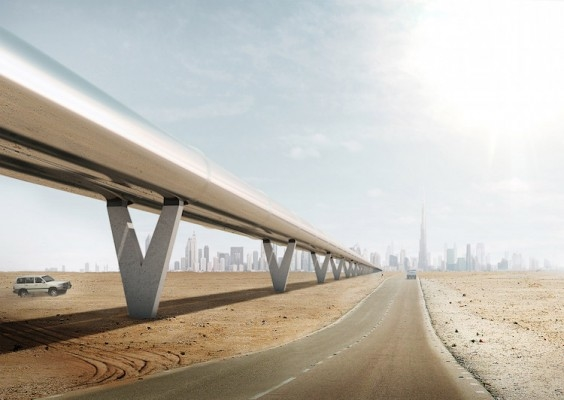 Abu Dhabi, Dubai Hyperloop, Hyperloop, UAE