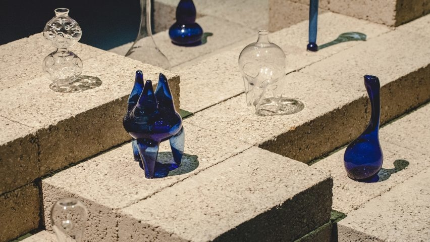 Architecture, Dima Srouji, Hollow Forms, Palestinian glassblowing, Product design, West Bank