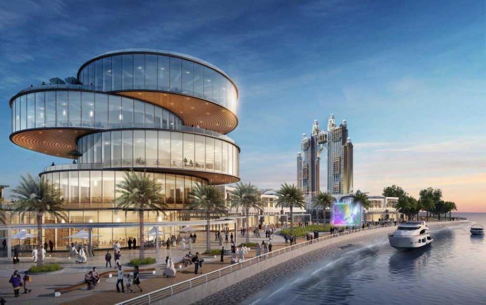 Abu Dhabi, Marina Mall Abu Dhabi, Refurbishment, United Arab Emirates, Waterfront