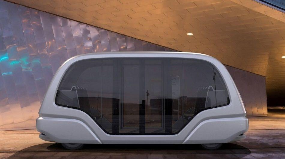 Bluewaters Island, Driver less cars, Dubai, Technology, Transportation