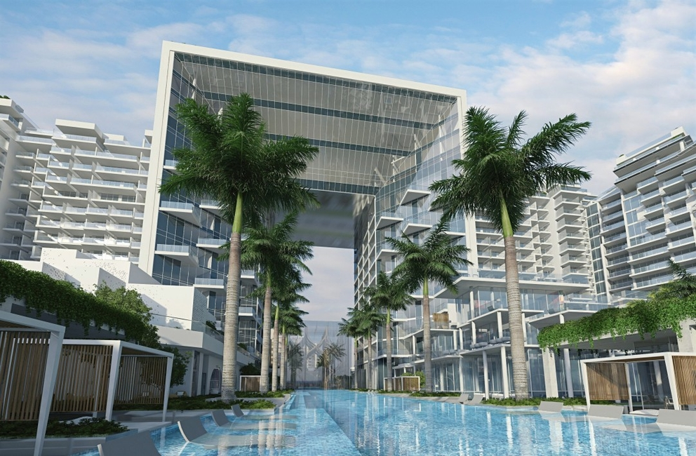 Architecture, Five Hotel Palm Jumeirah, P&T Architects and Engineers