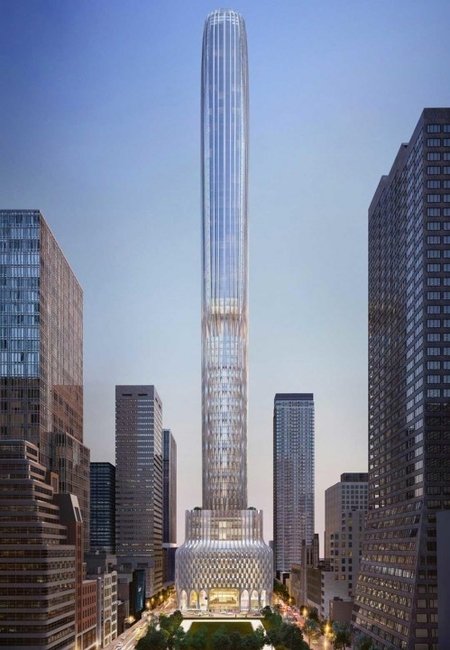 Architecture, Jared Kushner, New York buildings, Real estate, Zaha Hadid, ZHA