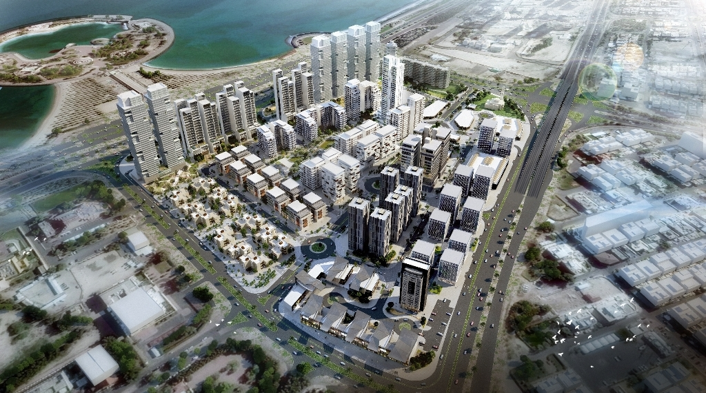 Architecture, Kuwait, Kuwait City, Masterplan, Residential, Ssh