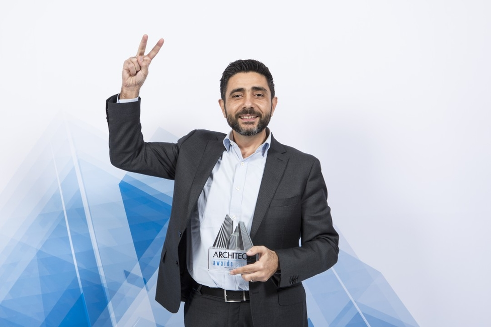 Architecture, Joe Tabet, JT+Partners, MEA Awards 2017, Middle East architecture, Principal of the year
