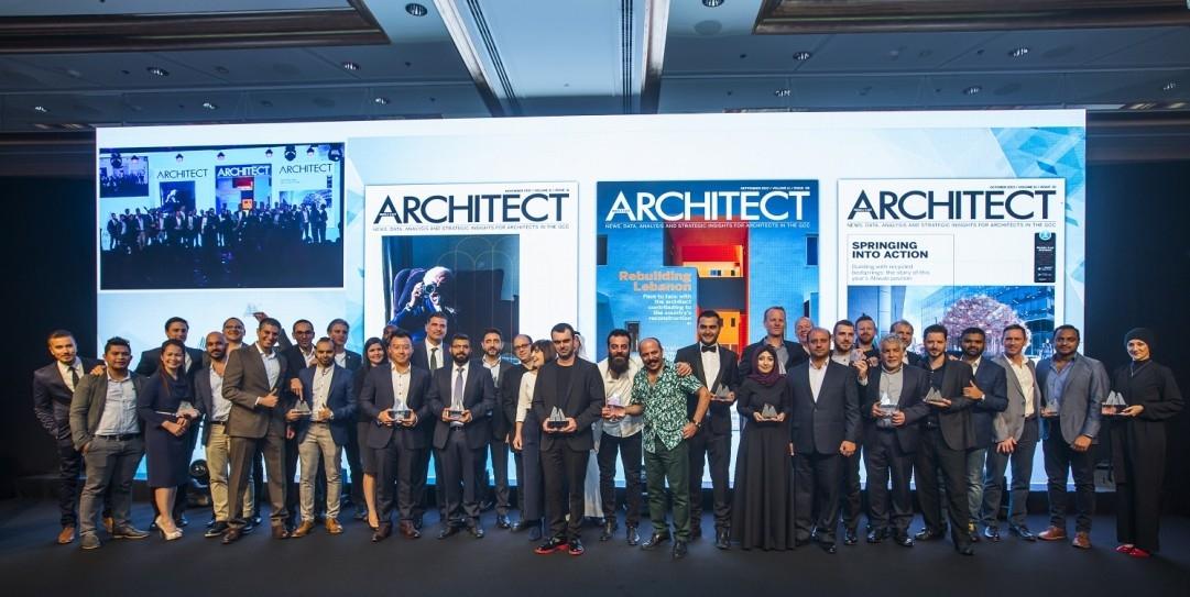 MEA Awards, Middle East Architect Awards, Middle East Architect Awards 2017