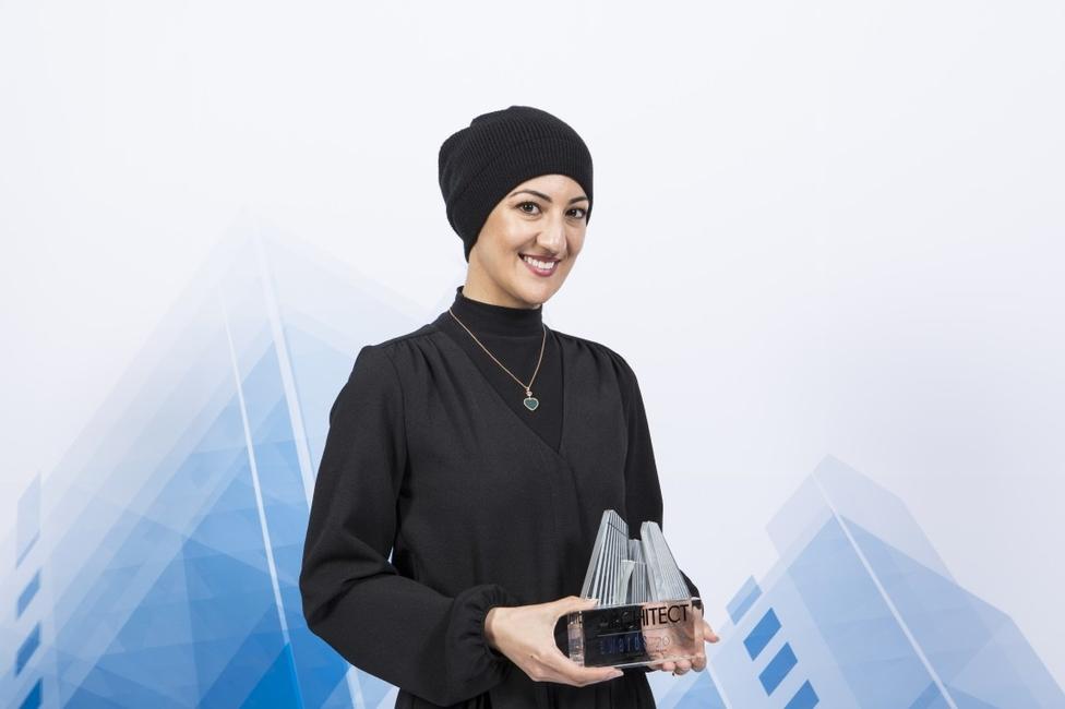 Hend Almatrouk, MEA Awards 2017, Middle East Architect Awards, Studio Toggle, Young Architect