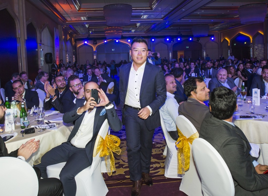 MEA Awards 2017, Image by Ajith Narendra / ITP Images