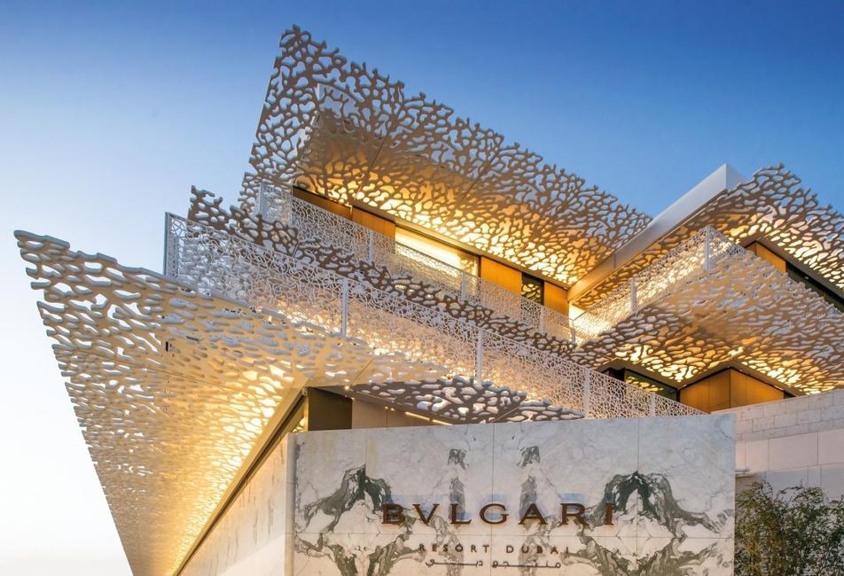 Architecture, Bulgari resort Dubai, Design, Hotel design, Hotels