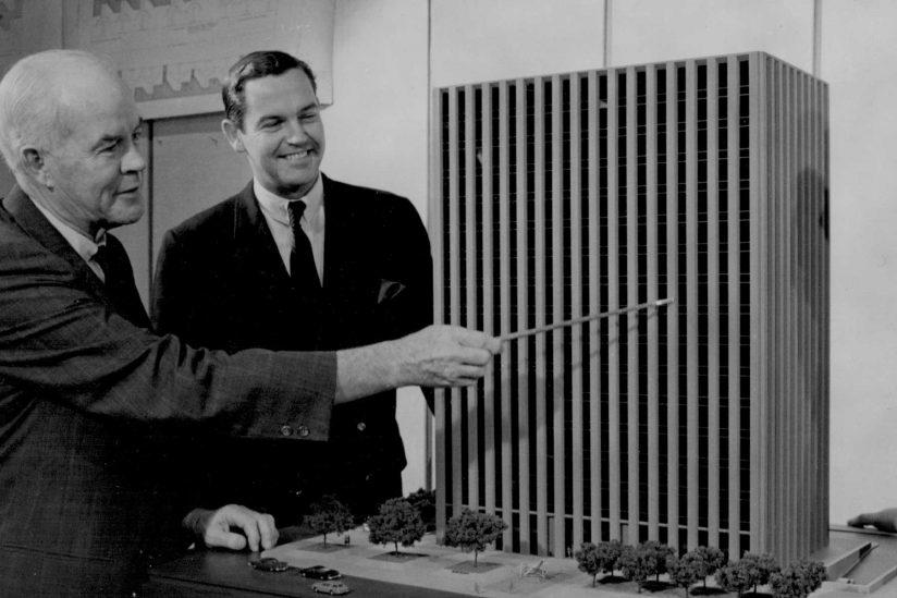 Architect, MacDonald Becket, Obituary