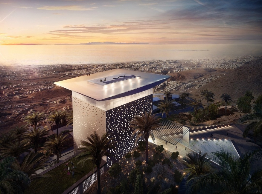 Architecture, Muscat, Oman, Perkins+Will, Steven Velegrinis, Sustainable tourism, The Mount