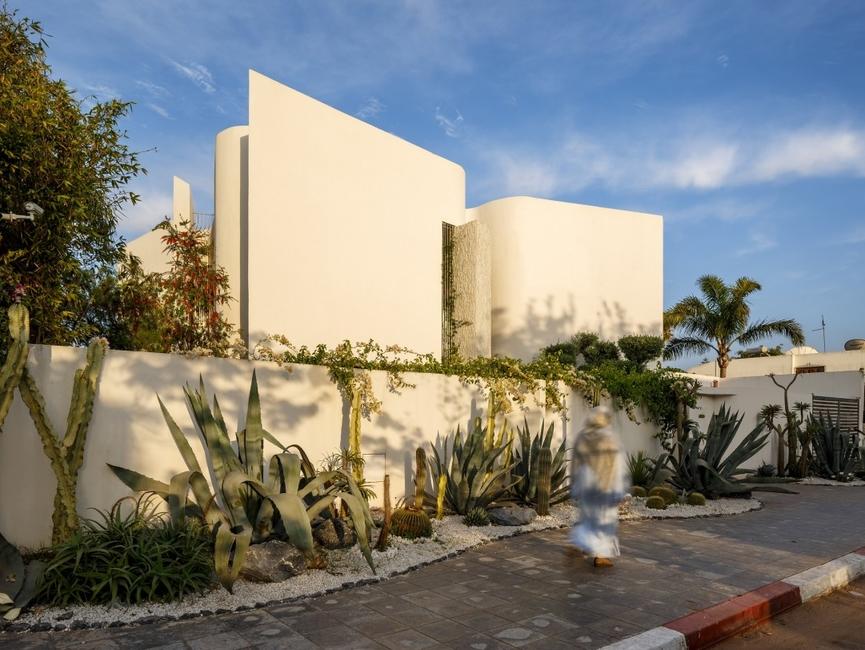 Architecture, Casablanca architecture, Morocco, Residential design, Villa design