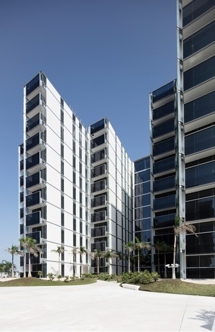 Dubai architecture, Muraba Residences, Palm Jumeirah, RCR Arquitectes, Residential architecture, UAE residential projects