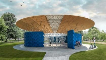 Diébédo Francis Kéré, Kuala Lumpur, Malaysia, Serpentine Pavilion