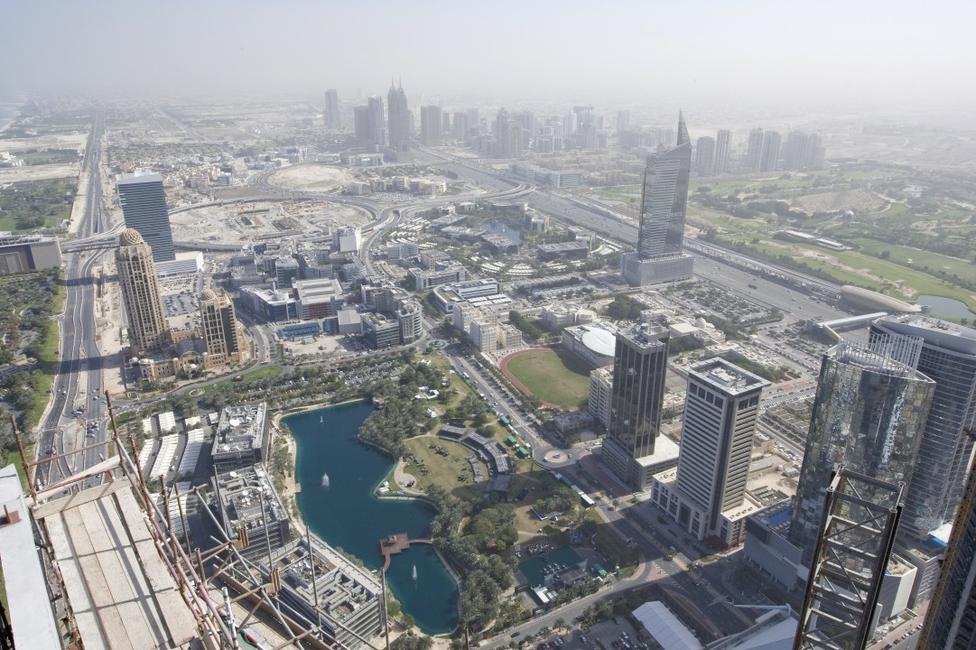 Architecture, GCC developments, George Efstathiou, Mixed-use developments, Neil van der Veen, UAE
