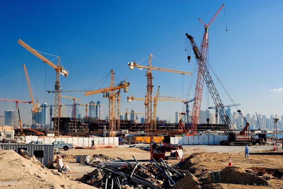 Dubai developments, Islamic architecture, Knooz Al Sharq City
