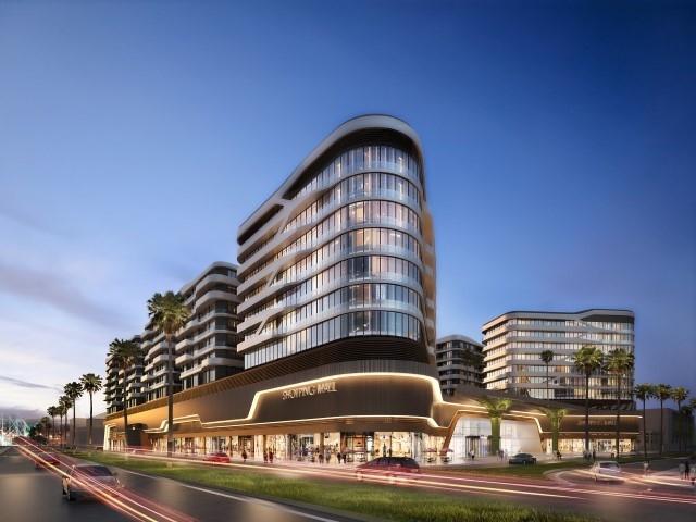 Architecture, Sharjah urban renewal project, Tago architects, Turkish architects