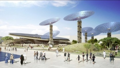Architecture, Energy research, Expo 2020 Dubai, Sustainability pavilion, UAE