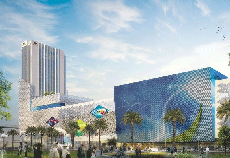 AECOM, Aecom designed towers in the UAE, Architecture, Seven star hotels