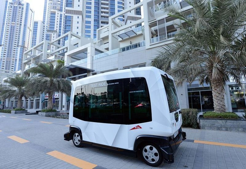 Driverless cars, Dubai, Dubai Road and Transport Authority, KPMG, Transportation