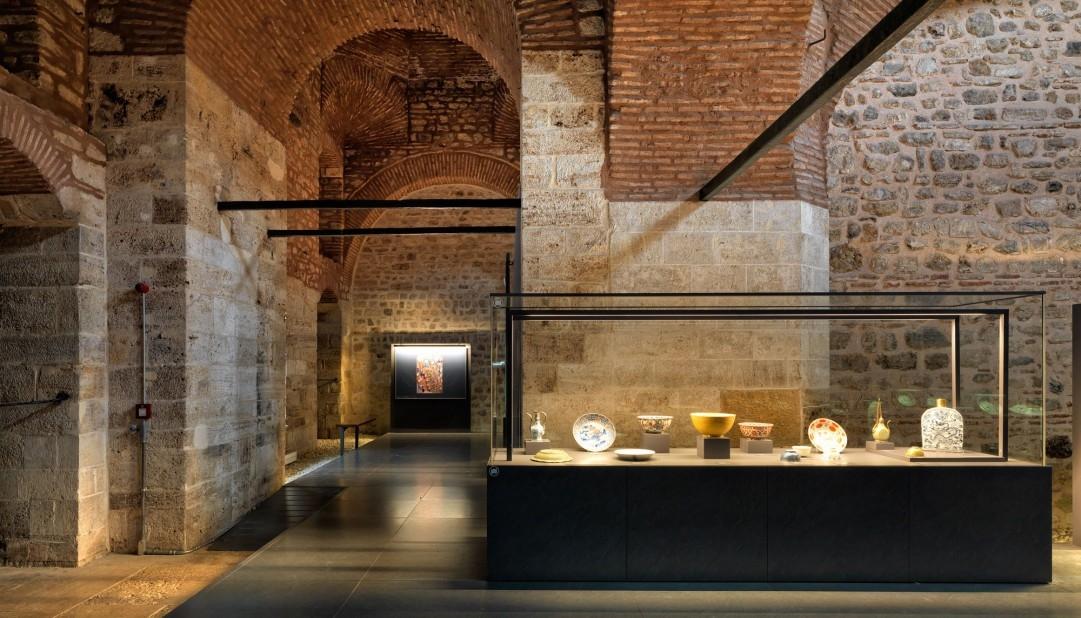 Exhibition design, Heritage architecture, Teget Architecture, Turkish architects