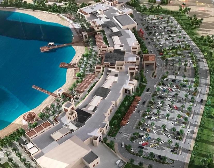 Architecture, Kalba Waterfront, Sharjah development, Wael Al-Masri, Waterfront projects in the UAE