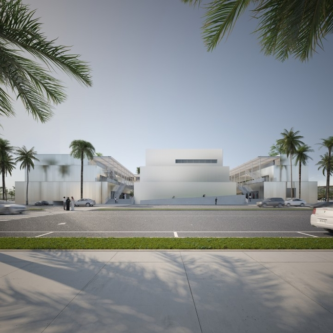 Art Jameel, Ibda design, Saudi Arabia architecture