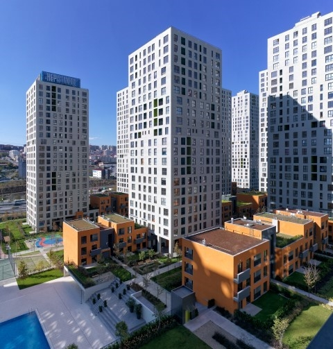 Architecture, CM Mimarlik, Istanbul architecture, Residential projects, Turkey, Turkish architects