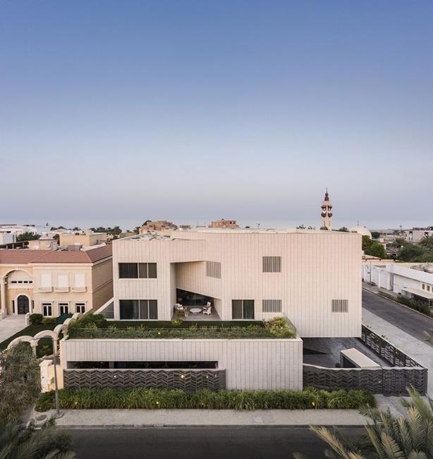 AGi Architects, Kuwait, Kuwait architecture, Residential projects in Kuwait