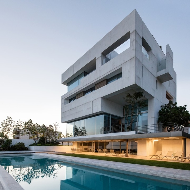Lebanon architecture, Nabil Gholam Architects, Residential architecture