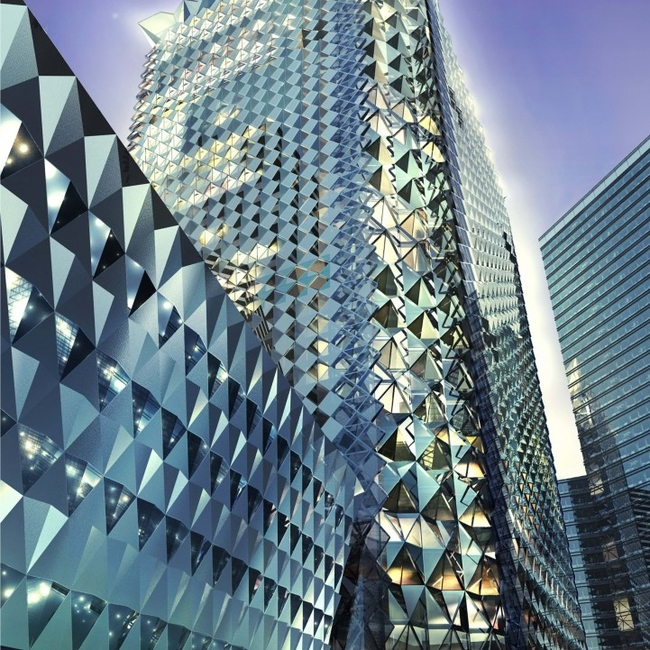 Foster + Partners, Riyadh architecture