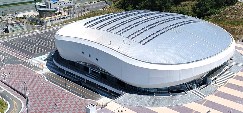 Architecture, BIM, Technology, Winter Olympics 2018