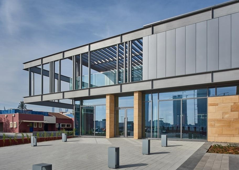 Architecture, Dubai College, Education design, GAJ