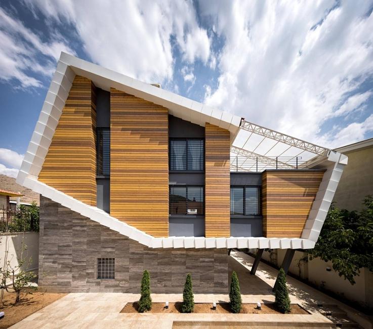 Architecture in iran, Shiarizian Studio
