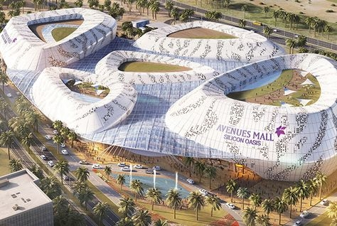 Architecture, Design International, Dubai, Dubai Design District