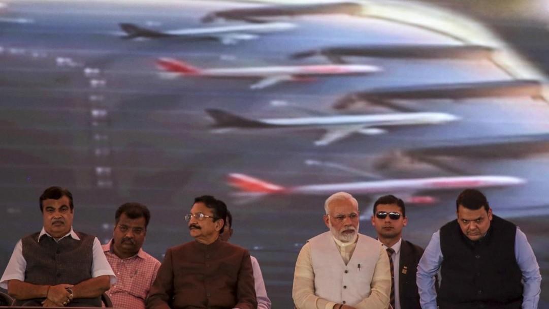 Architecture, India, Mumbai, Navi Mumbia International Airport, Zaha Hadid Architects