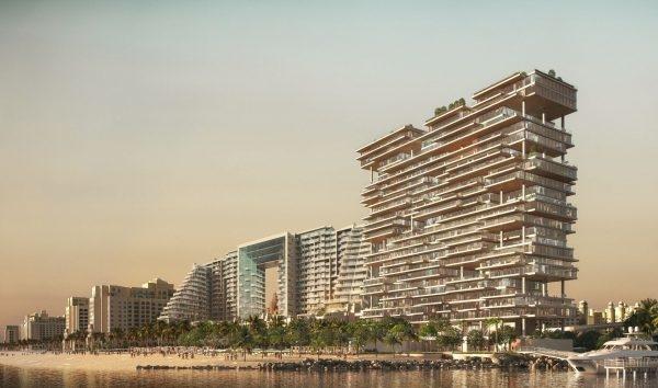 Architecture, Dubai, Interior design, Omniyat, One Palm, SOMA, United Arab Emirates