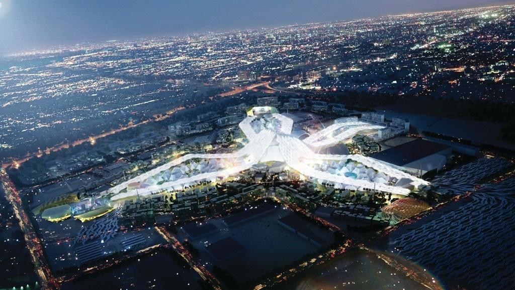 Asif Khan, Dubai Expo 2020, Thomas Heatherwick