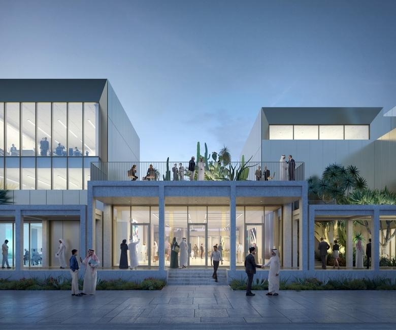 Architecture, Art Jameel, Dubai, Heritage, Jameel Arts Centre, Jameel Prize, Serie Architects