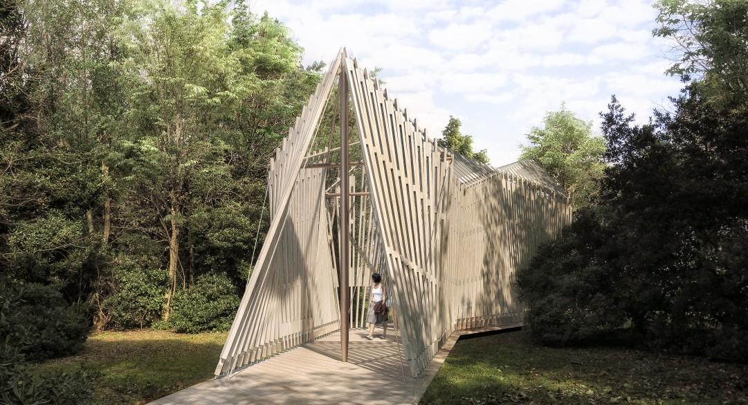 Architecture, Foster + Partners, Vatican Pavilion at Venice Biennale 2018, Venice architecture biennale, Venice Biennale 2018