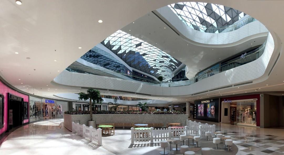 3XKO, Benoy, Istanbul architecture, Retail design, Shopping mall. retail design