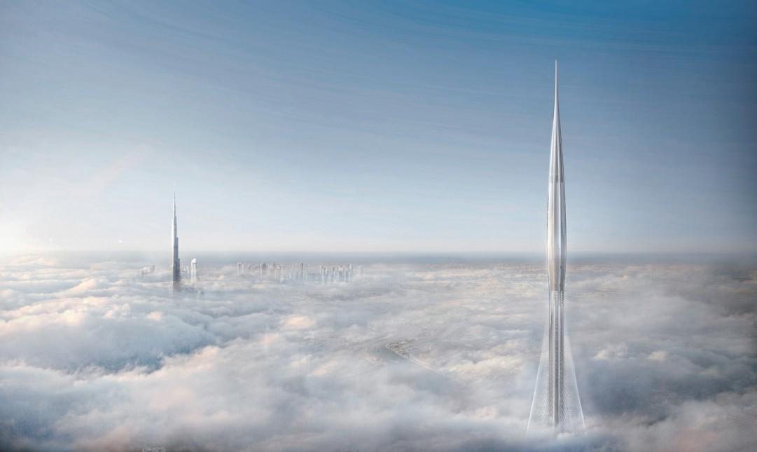 Architecture, Architecture competition, Dubai, Dubai Creek Harbour, Emaar, Iconic Mosque