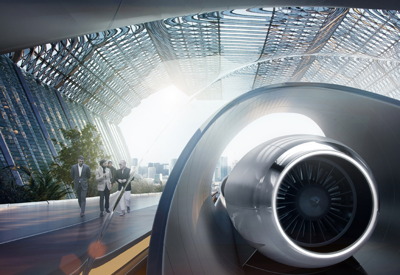 Hyperloop, Smart cities, Technology, Transportation