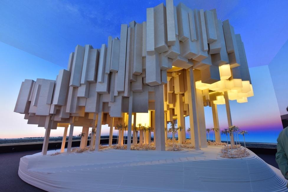 Abu Dhabi developments, Cityscape 2018, Heatherwick, Hotel architecture, Imkan