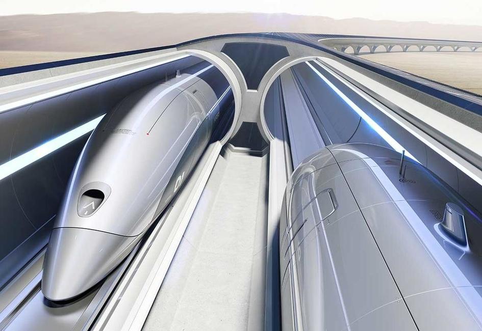 Dubai, HyperloopTT, RTA, Technology, Transport