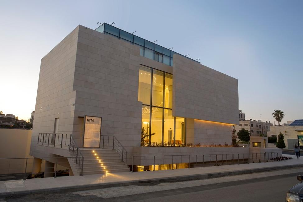 Capital Bank Amman, Jordanian architecture, Paradigm DH