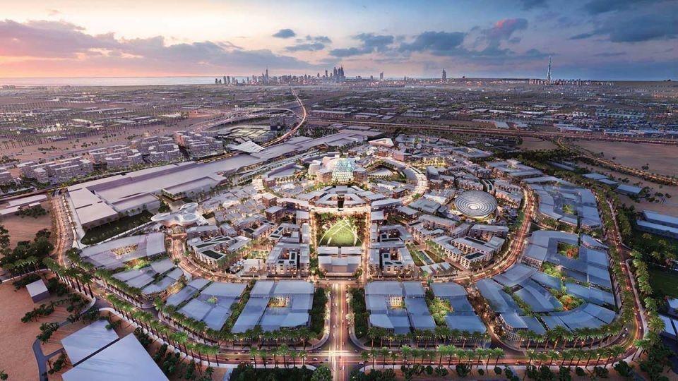 Architecture, Expo 2020, Expo 2020 Dubai, Expo 2020 pavilions, Pavilion architecture, US Pavilion for Dubai Expo