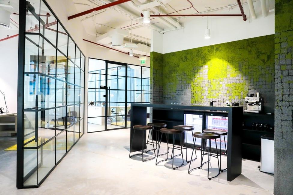 Architecture, D3, Dewan, Dubai Design District, Office design, Workspace