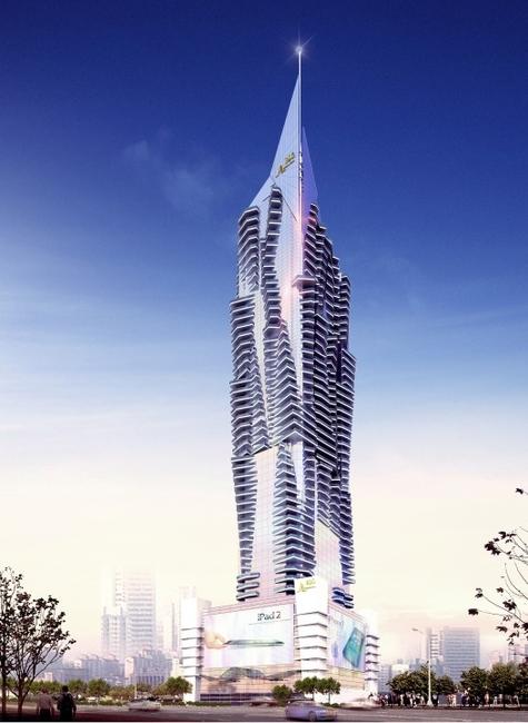 Dubai hotels, Five-star hotel, Sabah Rotana, Sheikh Zayed Road