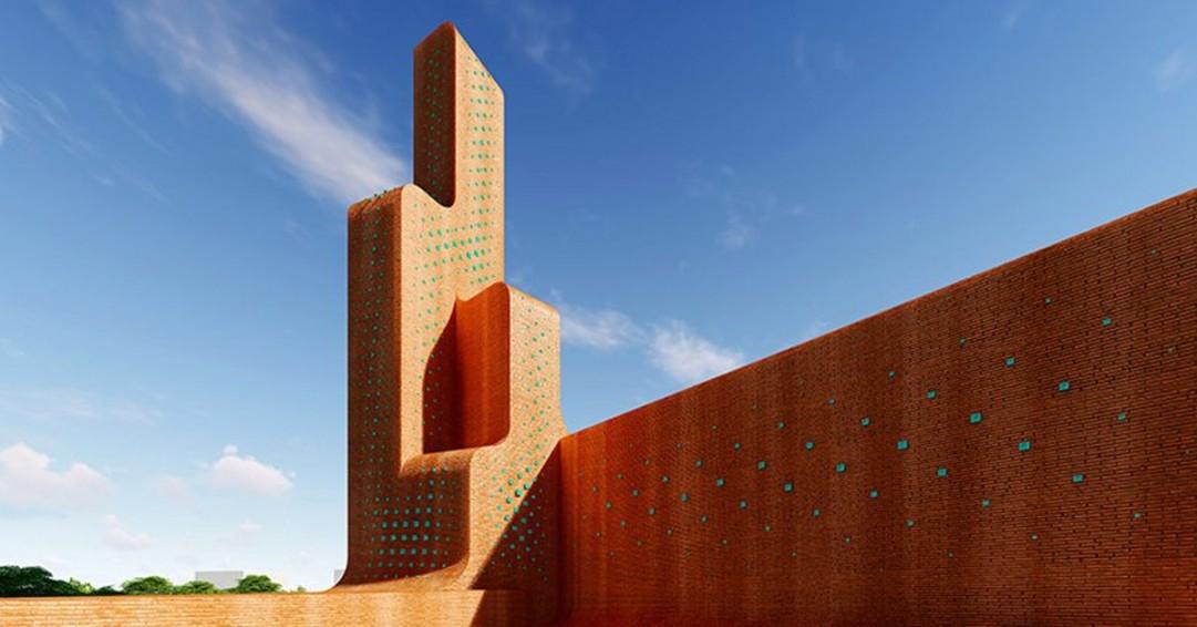 Arash G Tehrani, Architecture, Contemporary mosque, Iran, Mosque