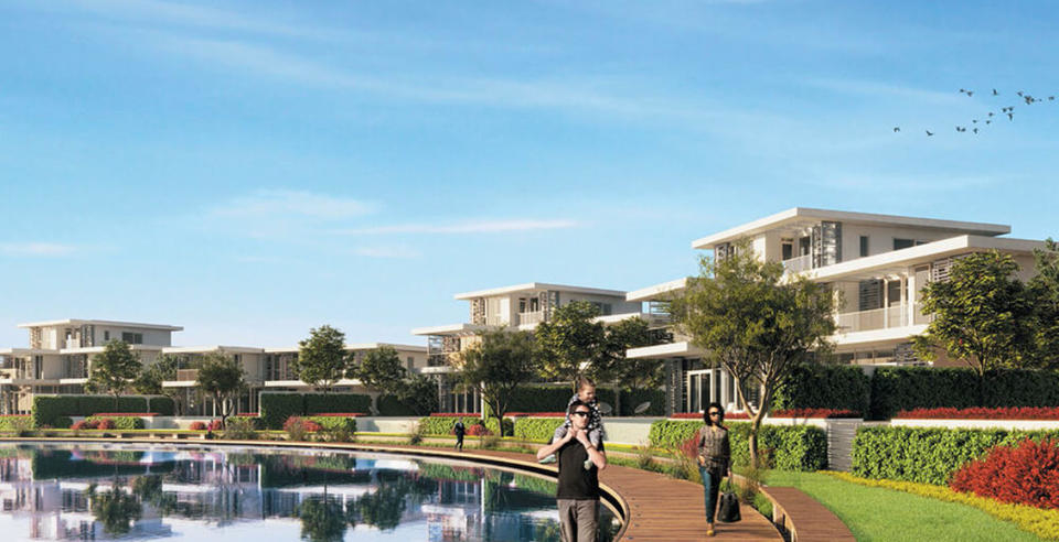 Residential project, Solar energy, Solar power, Sustainability, UAE residential projects